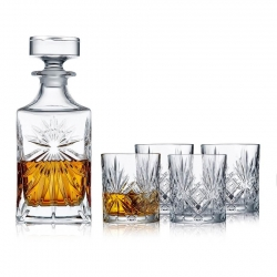 RCR Melodia Whiskysæt Krystal