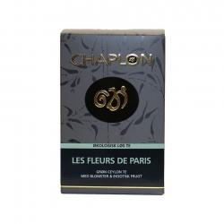 Chaplon Grön Te Les Fleurs de Paris Refill 100g