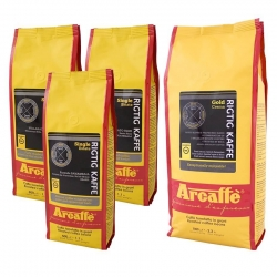 Arcaffe Rigtig Kaffe Mixpaket 2,5kg