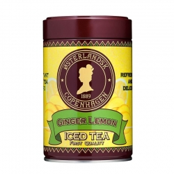 Østerlandsk Thehus Iced Tea Ginger/Lemon 500g