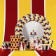Alessi Circus Glasburk 75 cl