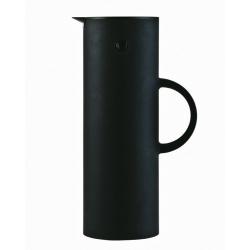 Stelton EM77 termoskanna 1 l. - matt svart