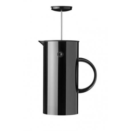 Stelton EM Press Kaffepress Svart