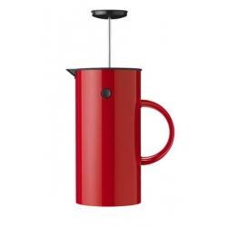 Stelton EM Press Kaffepress Röd
