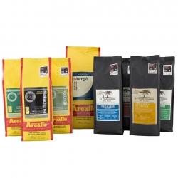Lyxiga Kaffepaketet