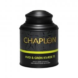 Chaplon Vit och Grön Te m. Kvitten