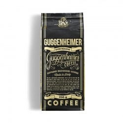 Guggenheimer Coffee Supreme 250g - Förmalet