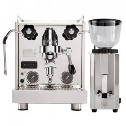 Profitec Pro 600 inkl. ProM54 Espressokvarn