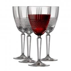 Lyngby Brillante Rödvinsglas 4 st 29cl