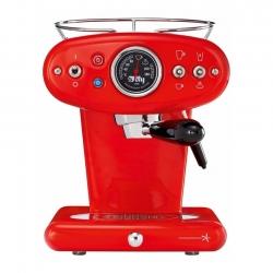 Illy X1 Kapsel-espressomaskin Röd