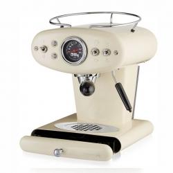 Illy X1 Kapsel-espressomaskin Creme