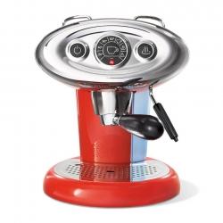 Illy X7.1 Kapsel-espressomaskin Röd