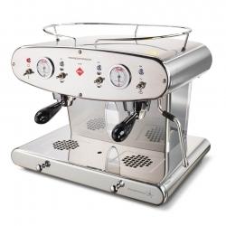 Illy X2.2 Kapsel-espressomaskin Stål