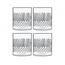 Luigi Bormioli Diamante Vattenglas/Whiskyglas 4 st 38cl