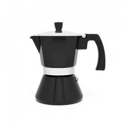 Bredemeijer Tivoli Espressokanna Svart 6 Kopp