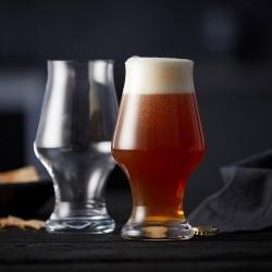 Lyngby Dark Beer Ölglas 4 st 0,57L