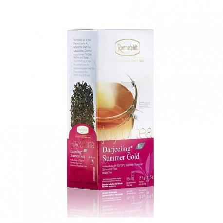 Ronnefeldt Joy of Tea Darjeeling Summer Gold 15 st