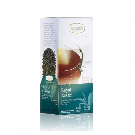 Ronnefeldt Joy of Tea Royal Assam 15 st
