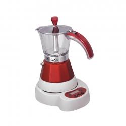 G.A.T Vintage Espressokanna Röd 4-6 kopp