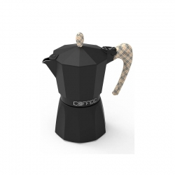 G.A.T Fashion Burberry Espressokanna Svart 3 kopp