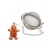 Tesi i Kedja med Gingerbread Man-Figur