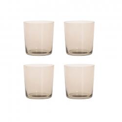 Aida RAW Vattenglas 4 st 0,37L Smoke