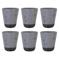 Aida RAW Termomugg 0,25L 6 st Nordic Grey