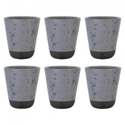 Aida RAW Termomugg 0,30L 6 st Nordic Grey