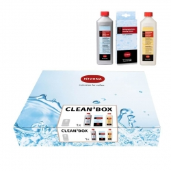 Clean³Box - Nivona Plejepakke