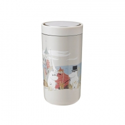 Stelton To Go Click - 0,2 L Moomin Soft Sand