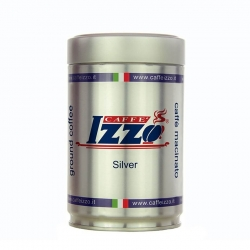 Izzo Silver 250g - Malet kaffe