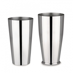 Alessi Boston Shaker Rustfrit Stål 50cl
