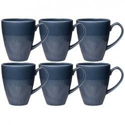 Colormix Mugg 0,32L 6 st Blå