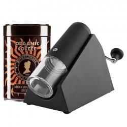 CrushGrind Brazil Kaffekvarn Inkl. Østerlandsk Ekologisk Mexican Altura