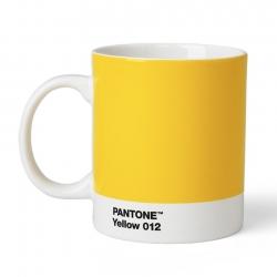 Pantone Kaffemugg 0,37L Gul