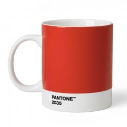 Pantone Kaffemugg 0,37L Röd