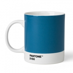 Pantone Kaffemugg 0,37L Blå