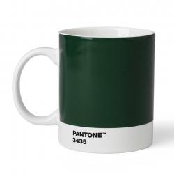 Pantone Kaffemugg 0,37L Mörkgrön