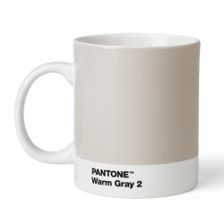 Pantone Kaffemugg 0,37L Ljusgrå