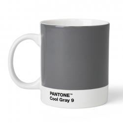 Pantone Kaffemugg 0,37L Mörkgrå