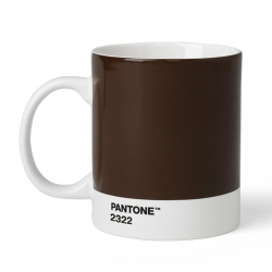 Pantone Kaffemugg 0,37L Brun