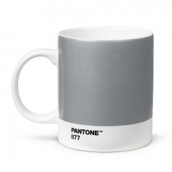 Pantone Kaffemugg 0,37L Silver
