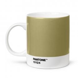 Pantone Kaffemugg 0,37L Guld