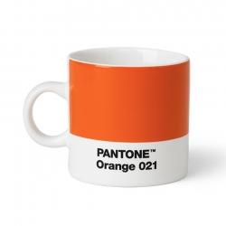 Pantone Espressomugg 0,12L Orange