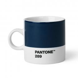 Pantone Espressomugg 0,12L Mörkblå