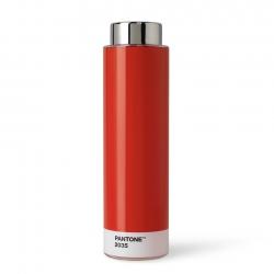 Pantone Vattenflaska 0,5L Röd