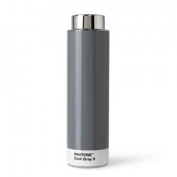 Pantone Vattenflaska 0,5L Mörkgrå