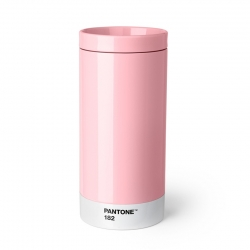 Pantone To Go Mugg 0,43L Pink