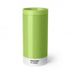 Pantone To Go Mugg 0,43L Grön