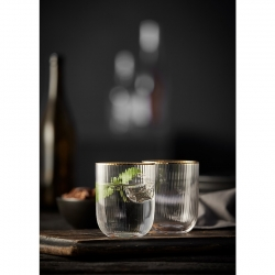 Lyngby Palermo Tumbler Glas 35cl 4 st